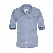 A&F HEATHER SHIRT